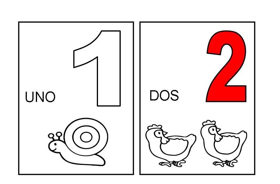 Dibujos Para Colorear De Los Numeros Del 1 Al 20: TE CUENTO UN CUENTO: Números Del 1 Al 20 Por Conjuntos