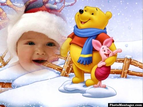 Generador fotomontajes Disney con la foto de tu hijo