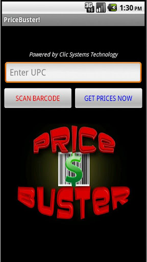 PriceBuster Scan-Shop-Save