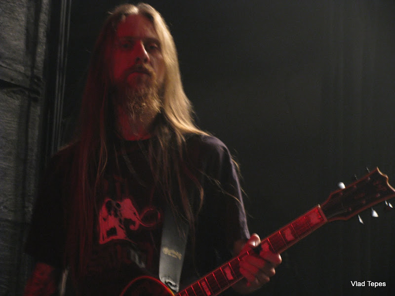 Samoth (ex-Emperor) @ Hole In The Sky 2009