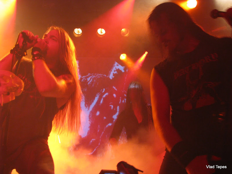 Nocturno Culto (Darkthrone) & Enslaved @ Hole In The Sky 2009
