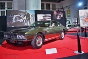 5 Aston Martin DBS Coupé (1969)
