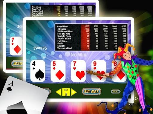 【免費紙牌App】Joker And Video Poker-APP點子