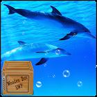 golfinho subaquático lwp icon