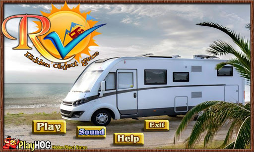 RV - Free Find Hidden Objects