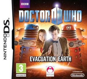 5264 ? Doctor Who: Evacuation Earth (EUR)