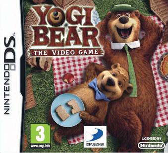 Yogi Bear: The Video Game [FR] (Europe) [DF]