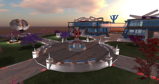 LMU Psychology Island with All Shaders