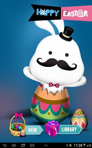 Cute Easter Bunny Greetings
