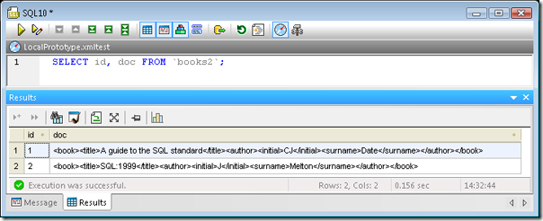 SQL SELECT query