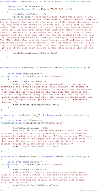 silverlight-text-to-speech