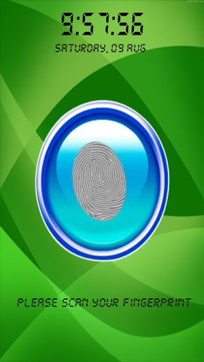 Fingerprint Lock Scanner