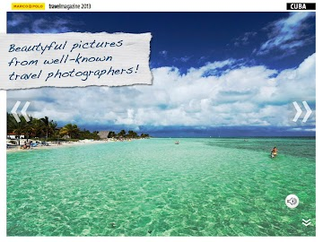 MARCO POLO Travel Magazine Screenshot 3