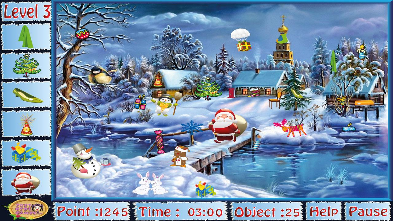 find the hidden objects game