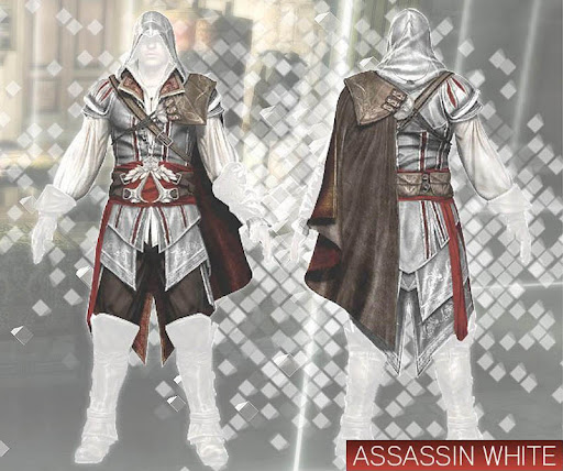 Envydream Assassin S Creed 2 Assassin Robe Dye Collection