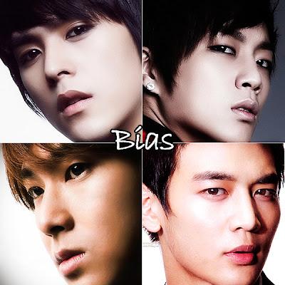 Dongwoon, Dujun, Yunho y Minho