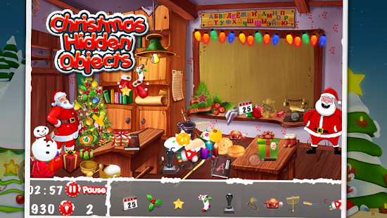 Christmas Hidden Objects 3- screenshot thumbnail
