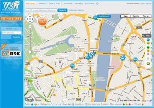 wefi-map
