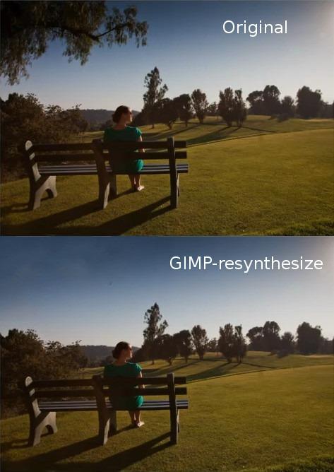 gimp-resynthesizer