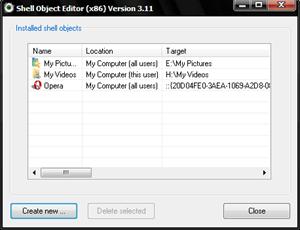 shell-object-editor