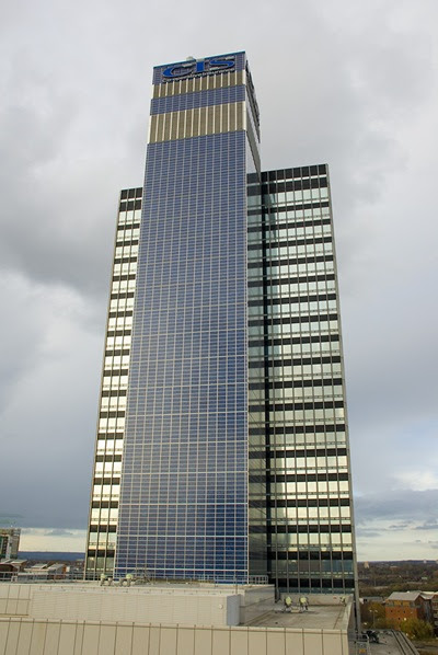 Cis Solar Tower The Solar Panel Covered Skyscraper