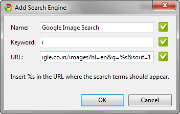 chrome-search-engine
