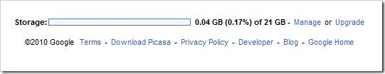 picasa-storage