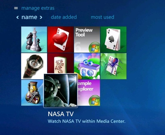 NASA-tv-media-center