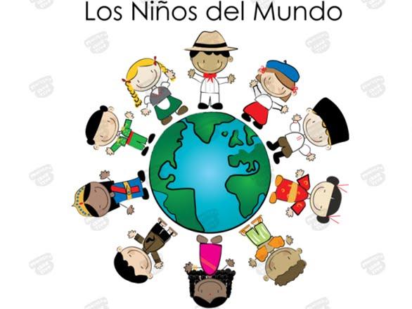 Pintar NiÑos Del Mundo: EL MAESTRO CREATIVO: LAMINAS PINTADAS PARA NIÑOS