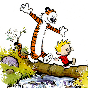 Calvin and Hobbes Rerun (Free)