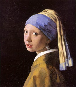 Vermeer - The Girl With The Pearl Earring