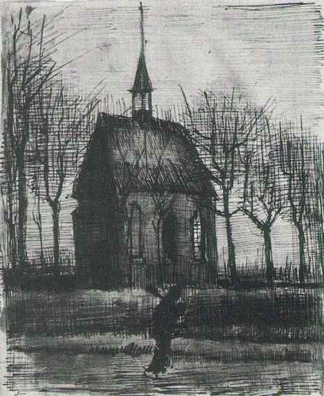 The Reformed Church at Nuenen