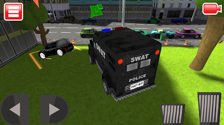 Police Car Simulator in 3D 1.0 screenshot 99086