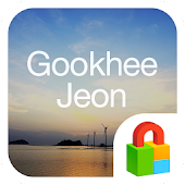 GookHee Jeon Photo Dodol Theme