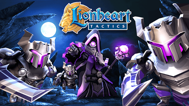 Lionheart Tactics APK screenshot thumbnail 1
