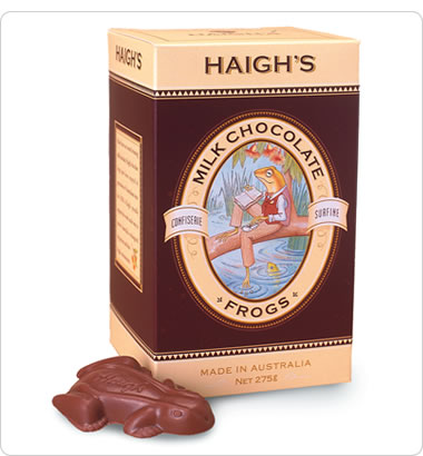 chocokikker haigh's