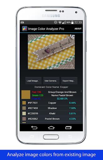 Image Color Analyzer Pro