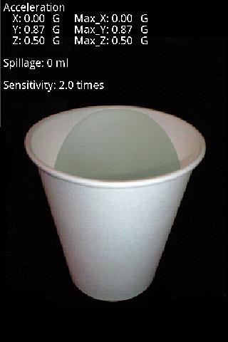 Cup Water - screenshot