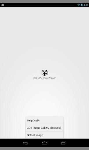 [おためし版]3Ds立体写真ビューア