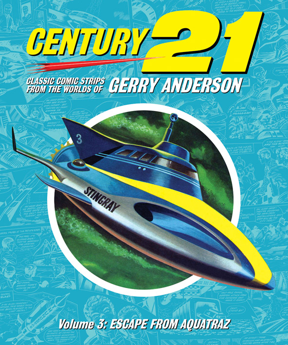 Century 21: Escape from Aquatraz