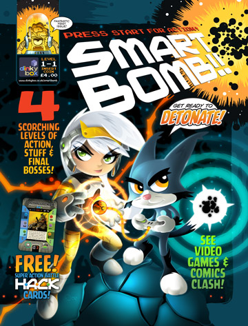Smart Bomb Issue 1