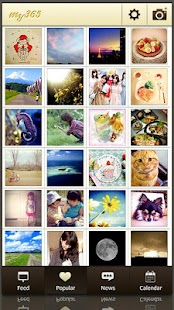 My365-photo calendar/diary app- screenshot thumbnail