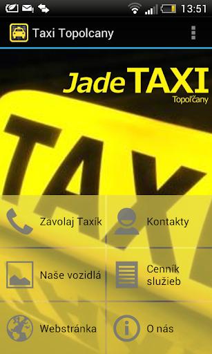 Taxi Topoľčany