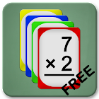 Math Flash Cards (Free) icon
