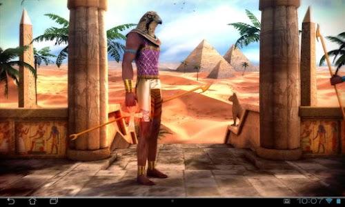 Egypt 3D Pro live wallpaper v1.0