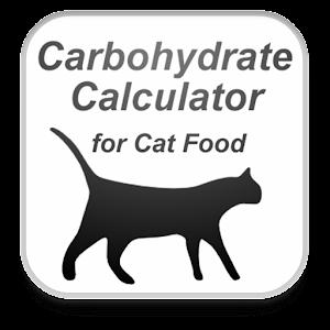 Cat Food Carb Calculator