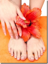 tips for a safe pedicure & beautiful feet
