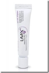 LMX 4 Topical Anesthetic Cream