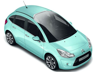 "Citroen prepares the most ""transparent"" hatchback in the world"