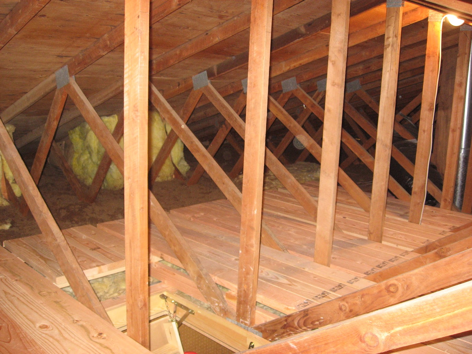 Attic Storage Truss Roof Ppi Blog & Truss With Attic Space | Migrant Resource Network